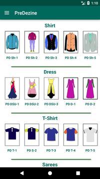 Fashion Design and saree design poster
