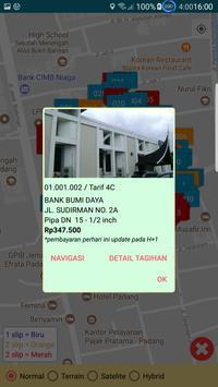 Pocket SIM PDAM Padang apk screenshot