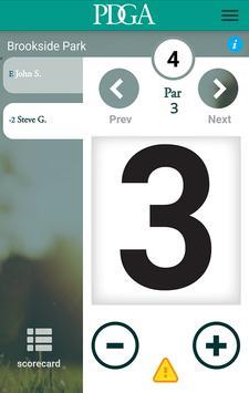 Disc Golf 2 - PDGA poster