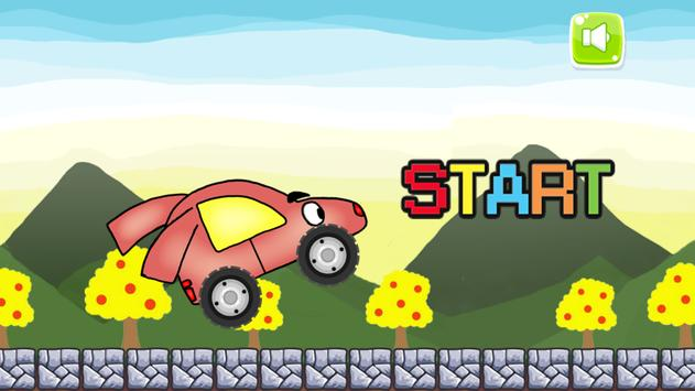 Angry Dog Car Adventure Racing Game poster