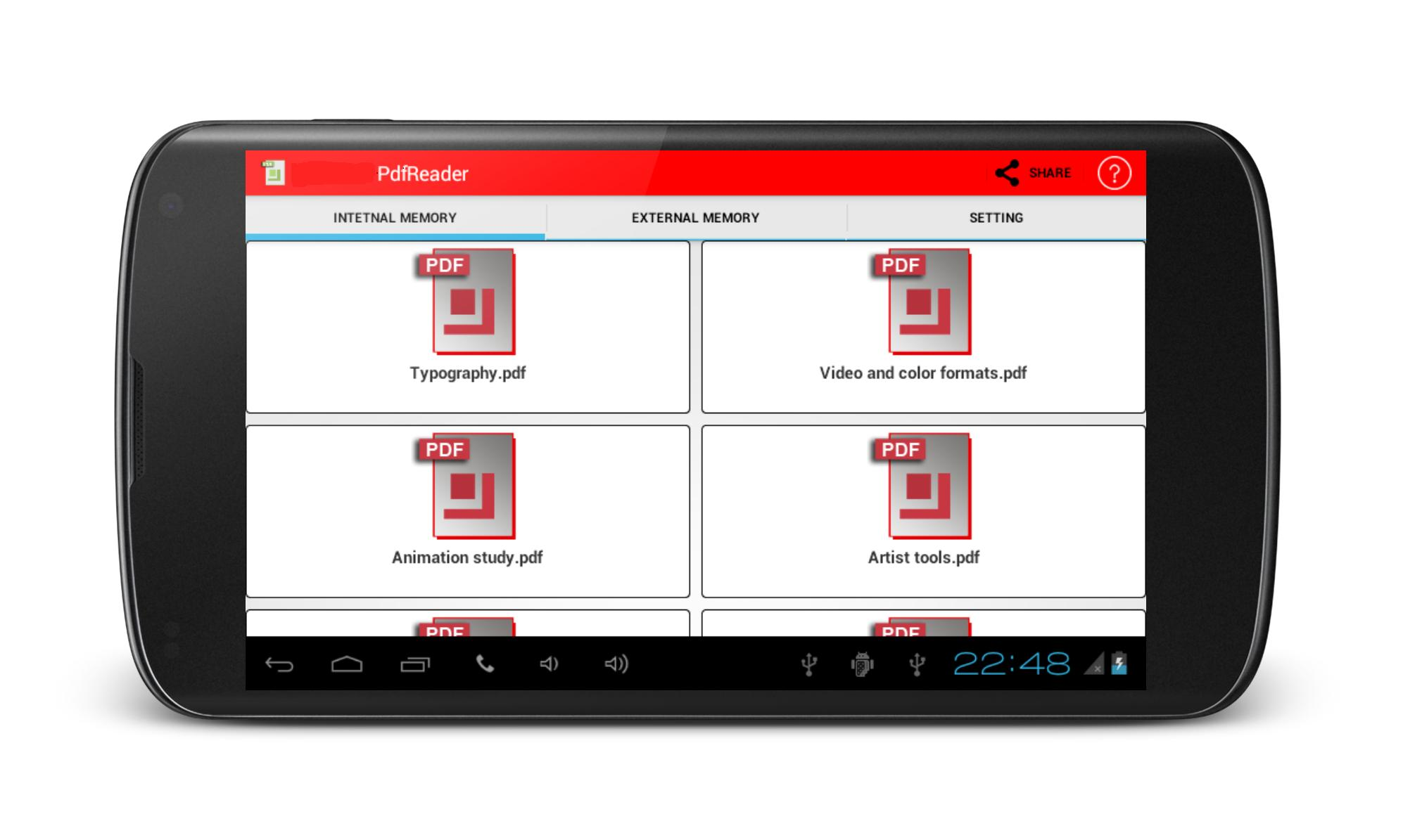 Pdf reader for android 2.3