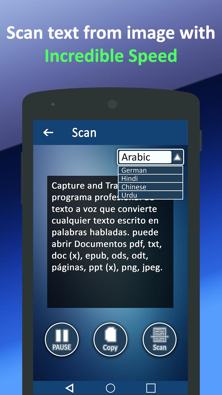 PDF translator – PDF to text converter and editor for Android - APK