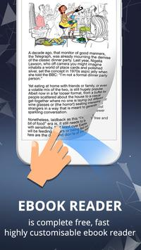 Ebook Reader – PDF Reader screenshot 2
