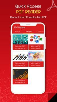 PDF Reader & PDF Viewer 2018 screenshot 1