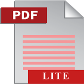 PDF Reader Lite icon