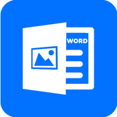Image to Word Converter icon
