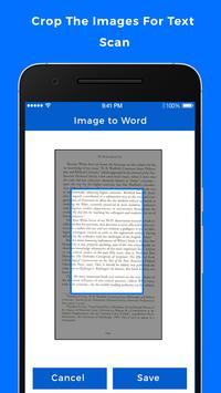 Image to Word Converter screenshot 2