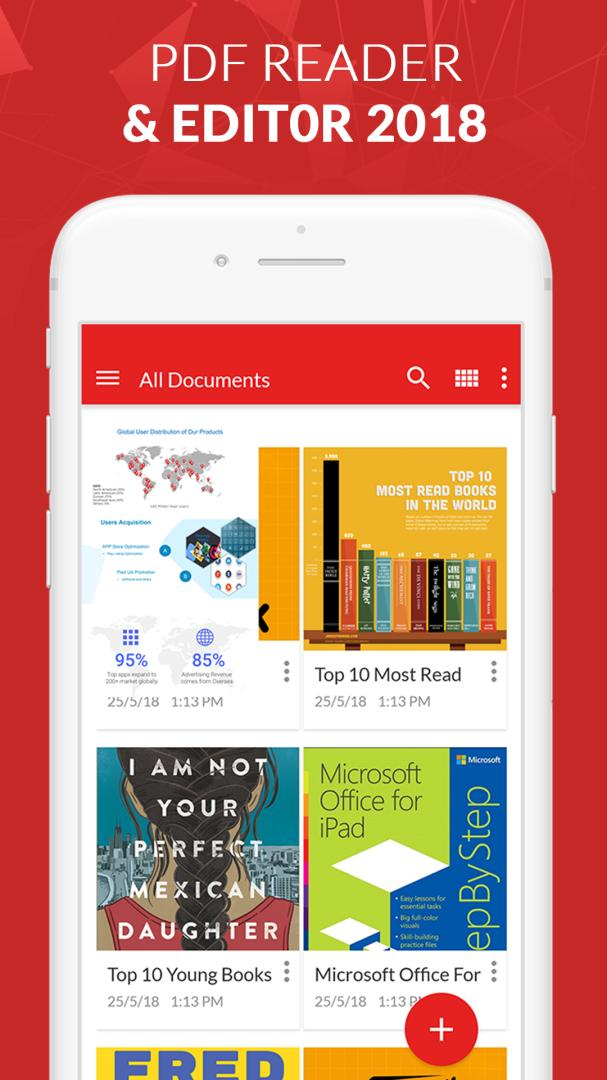 PDF Reader - PDF Editor, PDF Files For Android for Android