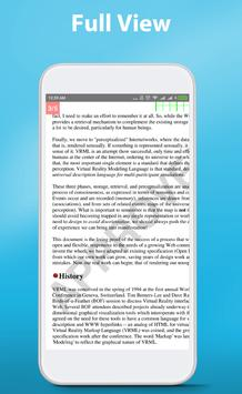 PDF Reader Lite screenshot 4