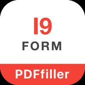 USCIS Form I-9: Sign Digital eForm icon