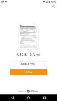USCIS Form I-9: Sign Digital eForm poster