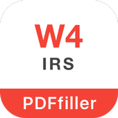 IRS Form W-4: Sign Income Tax eForm icon