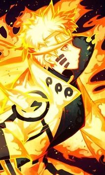 New Wallpaper Naruto HD Poster Screenshot 1