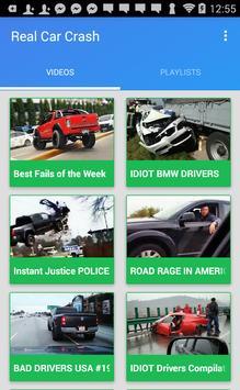 Real Car Crash poster