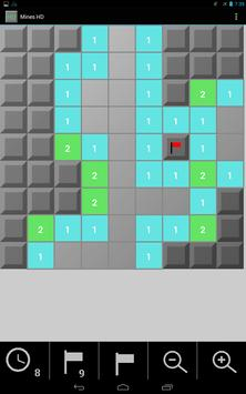 Minesweeper HD apk screenshot