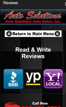 Auto Solutions Auto Sales apk screenshot