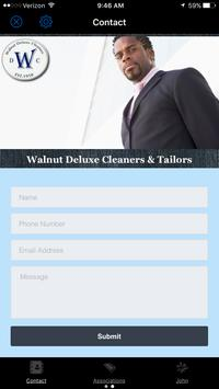 Walnut Deluxe Dry Cleaners & Tailors screenshot 7