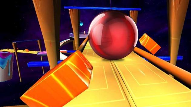 Crazy Rolling Ball apk screenshot