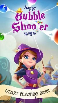 Witch Magic: Happy Bubble Shooter poster