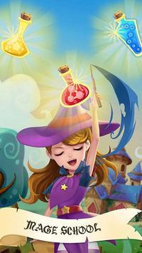 Witch Magic: Happy Bubble Shooter screenshot 15