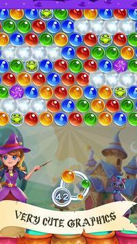 Witch Magic: Happy Bubble Shooter screenshot 17