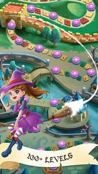 Witch Magic: Happy Bubble Shooter screenshot 19
