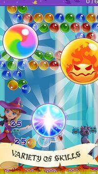 Witch Magic: Happy Bubble Shooter screenshot 10