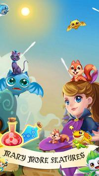 Witch Magic: Happy Bubble Shooter screenshot 22