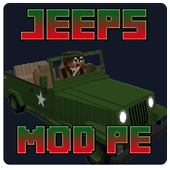 Jeeps Mod PE icon