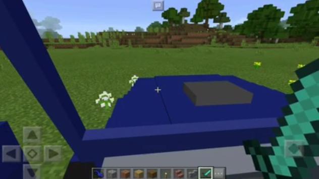 Jeeps Mod PE screenshot 1