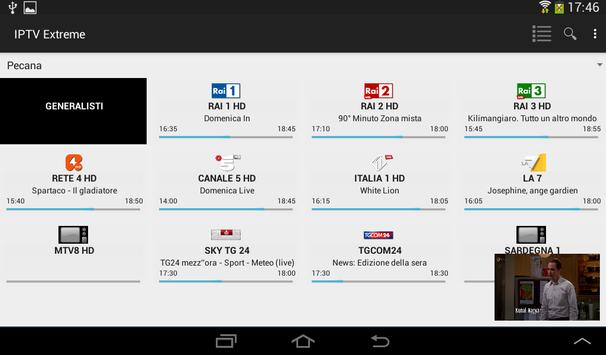 IPTV Extreme screenshot 12