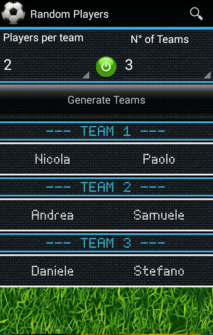 Teams and Tournament Generator for Android - APK Download