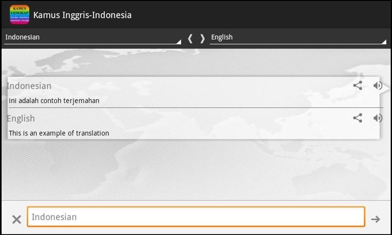 translate inggris indo