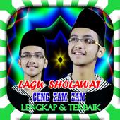 Sholawat Ceng Zam Zam Lengkap icon