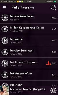 Lagu Nella Kharisma Lengkap 2017 apk screenshot