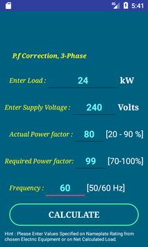 Pec conductor size calc free for android apk download pec conductor size calc free screenshot 6 greentooth Choice Image