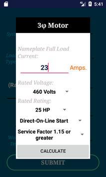 PEC Conductor Size Calc FREE screenshot 3
