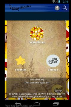 Funny Stories apk screenshot