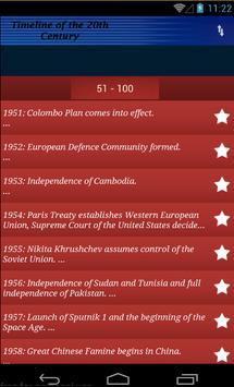 History of the 20th Century screenshot 2