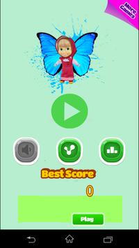Maasha Betterfly Game poster