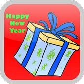 New year Gifts icon