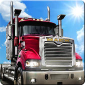 Cargo Truck simulator 2017 icon