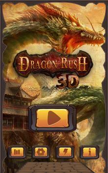 Dragon Rush 3D poster