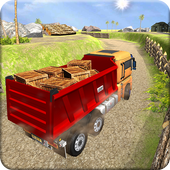 Offroad Uphill Military Cargo icon