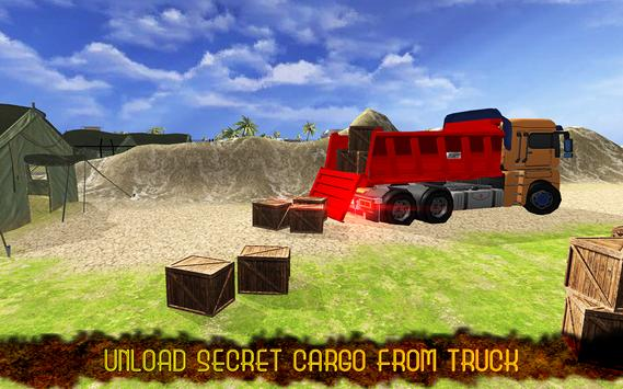 Offroad Uphill Military Cargo apk screenshot
