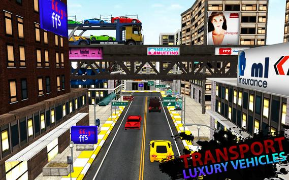 Multi-Storey Transport Parking apk screenshot