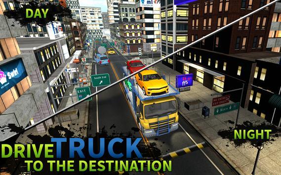 Multi-Storey Transport Truck apk screenshot