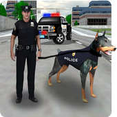 Police Dog: K9 Simulator Game 2017 icon