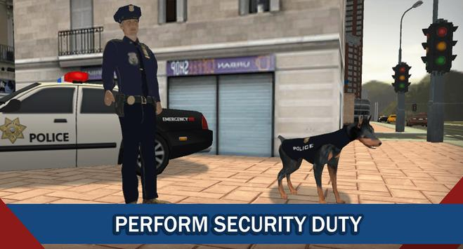 Police Dog: K9 Simulator Game 2017 apk screenshot