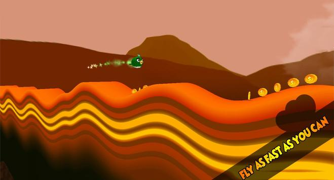 Tiny Wing 3D Hills apk screenshot